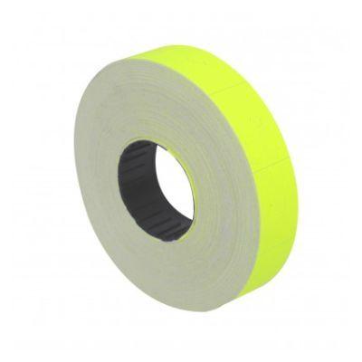 Этикетки ценники 16х23мм 700 шт/рул. желтый (E21302-05)