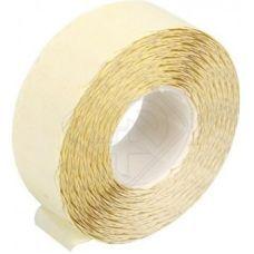 Этикетки ценники фигурные 26х12мм 500 шт/рул. белый (E21304-14)