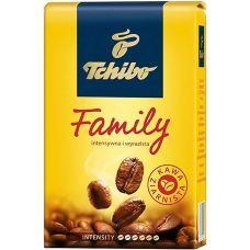 Кофе молотый Tchibo Family 250 гр.