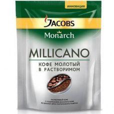 Кофе растворимый Jacobs Millicano 60гр, эконом пакет