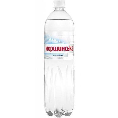 Вода минеральная Моршинская негазированная 1,5 л (23816)