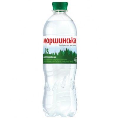 Вода минеральная Моршинская слабогазированная 0,5 л (15349)