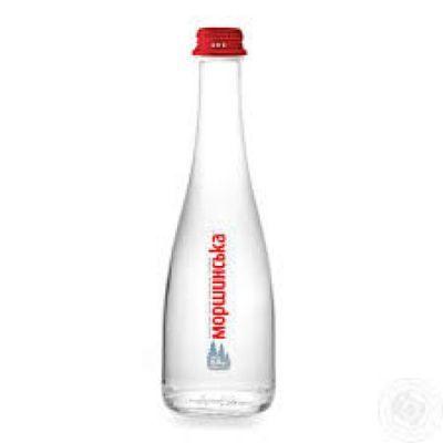 Вода минеральная Моршинская, стекло негазированная 0,33л (418206)
