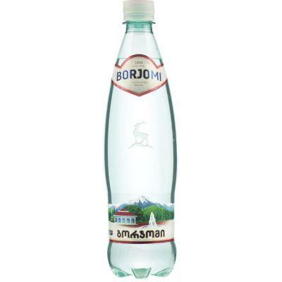 Вода минеральная Borjomi пластик 0,5л (3316)