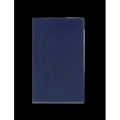 Папка для счета официанта, винил, темно-синий (0300-0028-02)