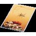 """Папка """"МЕНЮ"""" PIZZA, А4, PVC, три стороны, прозрачная (0309-0046-99)"""