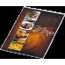 "Папка ""МЕНЮ"" CAFE, А4, PVC, две стороны, прозрачная (0309-0051-99)"