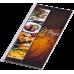 """Папка """"МЕНЮ"""" CAFE, 1/2 А4, PVC, 6 файлов, прозрачная (0309-0057-99)"""