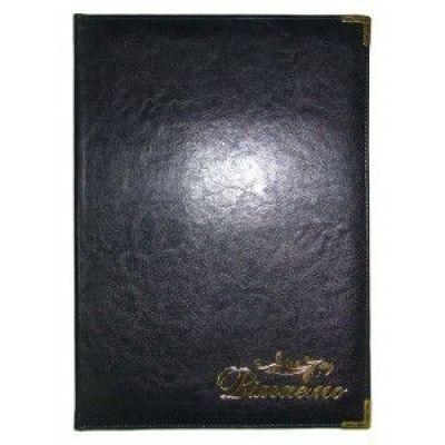 Папка поздравительная  Sarif,  синяя (ППВ-5-S3/В-0303)
