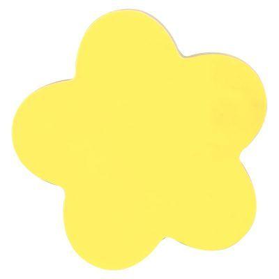 Блок бумаги с клейким слоем цветок 70х70мм 50л (2443-05-A)