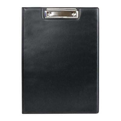 Папка-планшет черная винил. Axent