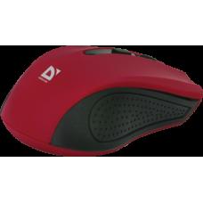 Мышь Defender Accura MM-935 Wireless Red (52937)