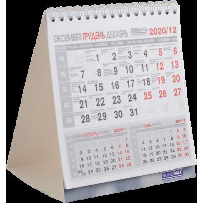 Календарь настольный 140х155мм на 2020 год
