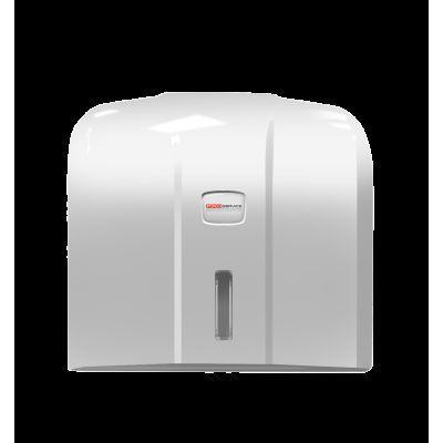 Пластиковый держатель бумажных полотенец V-сложения PROservice, белый