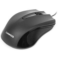 Мышь компьютерная OM-05B optical black blister