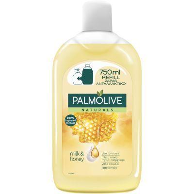 Мыло жидкое Palmolive 750 мл без дозатора, ассорти