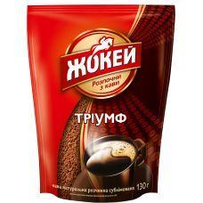 Кофе растворимый Жокей Триумф 130 г