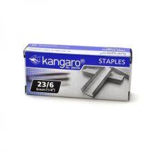 Скобы 23/6 1000шт.  Kangaro