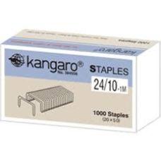 Скобы №24/10 1000шт.  Kangaro