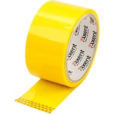 Скотч упаковочный 48мм х 35м 40мкм желтый