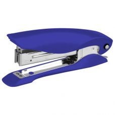 Степлер Ultra пластик №10 12л синий