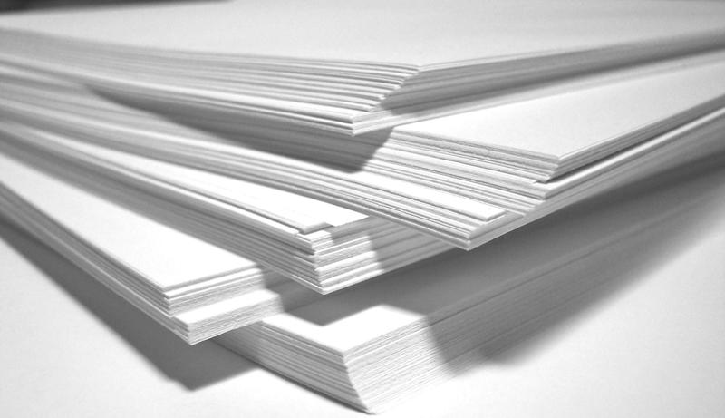 Купить бумагу для принтера